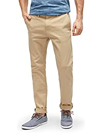 TOM TAILOR Herren Hose Gmt Dyed Tailored Chino