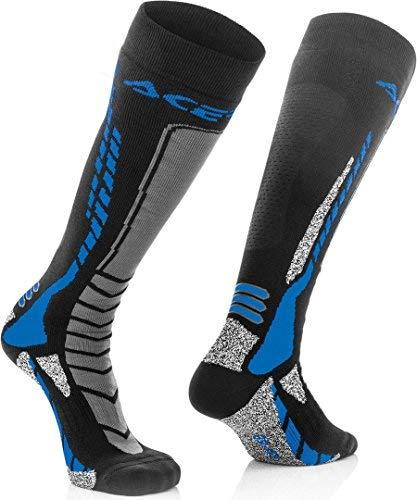 Acerbis Calze motocross MX Pro nero/blu