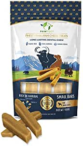 Pawfect Treats Pawfect Himalayan Cheese Chew Bars for Dogs (Small-33g x 3)