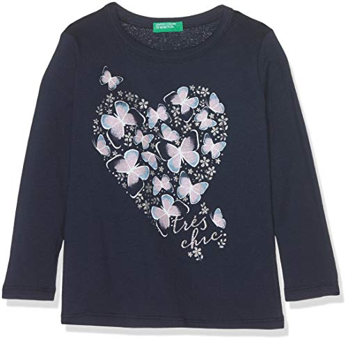 United Colors of Benetton T Shirt L/S Bambina