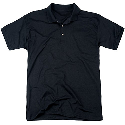 Under The Dome Herren Poloshirt Schwarz