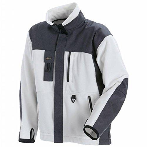 Blakläder Fleecejacke Funktional 4835 2520 4 Farben Weiß/Grau