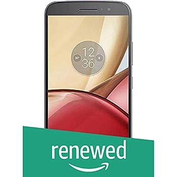 Renewed) Motorola Moto M XT1663 (Gold, 32GB): Amazon in