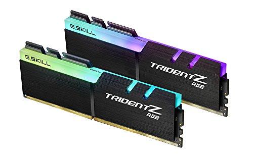 G.Skill Trident Z RGB 16GB DDR4 16GTZR Kit 3200 CL16 (2x8GB)