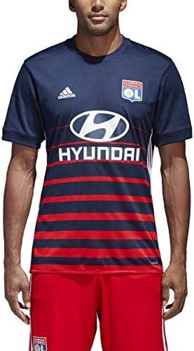 Adidas Olympique Lyon Away Jersey Jersey Jersey L Night Indigo-rosso-bianca B077LLDS6J Parent | Re della quantità  | Promozioni  | Caratteristiche Eccezionali  | Bel Colore  | marchio  | Qualità Affidabile  a09bdd