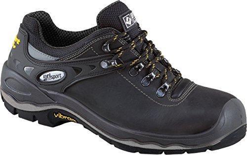 gri Sport Chaussures de travail Dakar V.8, S3, Chaussures de sécurité Schwarz
