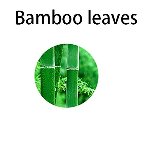LABAICAI High-End-Aromatherapie Verschiedene natürliche Gerüche Weihrauch Kleiderschrank Beutel Air Fresh Scent Bag Parfüm Hauptduft Beutel (Color : Bamboo Leaves) - Leaf Weihrauch