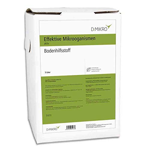Effektive Mikroorganismen aktiv - ( EM aktiv) DIMIKRO® - 5 L