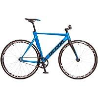 Kamikaze bicicleta fixie aluminio, carbono derail rd30cl