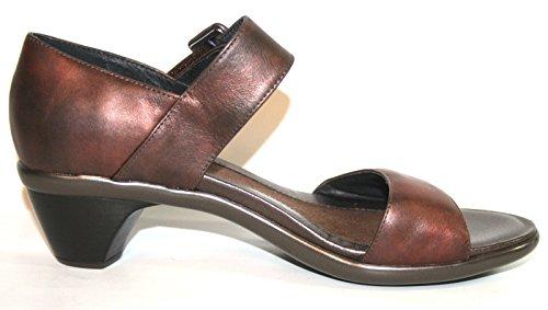 NAOT Future 44037 Damen Sandalen (ohne Karton) Braun