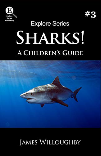 Sharks!: A Children's Guide (Wild Animals Edition Book 3) (English Edition)