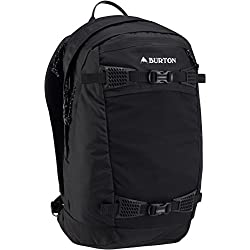 Burton Day Hiker Mochila, Unisex Adulto, Negro (True Black Ripstop), 28 l