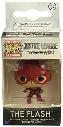 DC Llavero de Vinilo Flash, colección Justice L...
