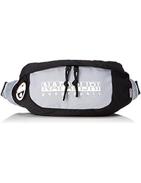 Napapijri Unisex-Erwachsene Happy Bum Bag Umhängetasche, 9 x 10 x 43 cm