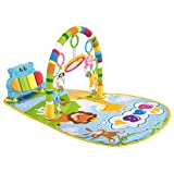 Kiditos Kick & Play Piano Baby Play Mat Gym & Fitness Rack Toy