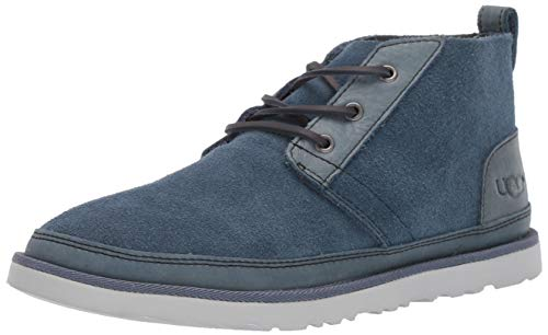 UGG NEUMEL UNLINED LEATHER Schuh 2019 pacific blue, 45 (Blue Uggs Leder)