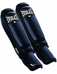 Everlast MMA 7450 - Espinilleras negro negro Talla:L/XL