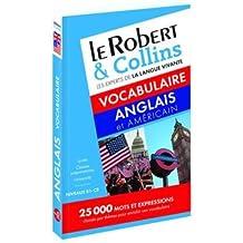 Le Robert & Collins Vocabulaire anglais et américain