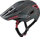 Alpina Unisex– Erwachsene ROOTAGE Fahrradhelm seamoss 57-62 cm