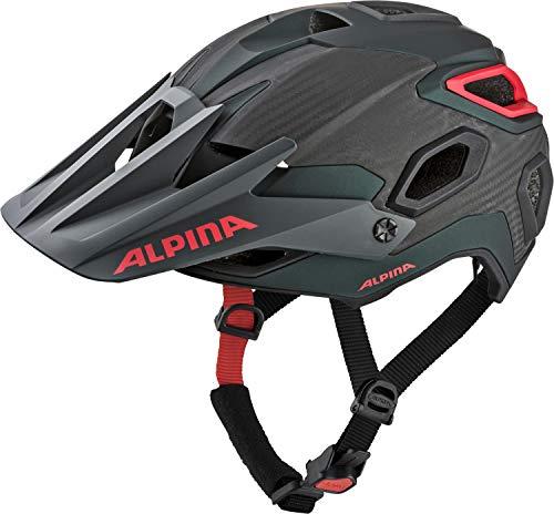 Alpina Rootage Fahrradhelm, seamoss, 57-62 cm