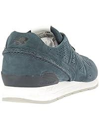 New Balance Reengineered 996 la zapatilla de deporte de los hombres azul MRL996DN