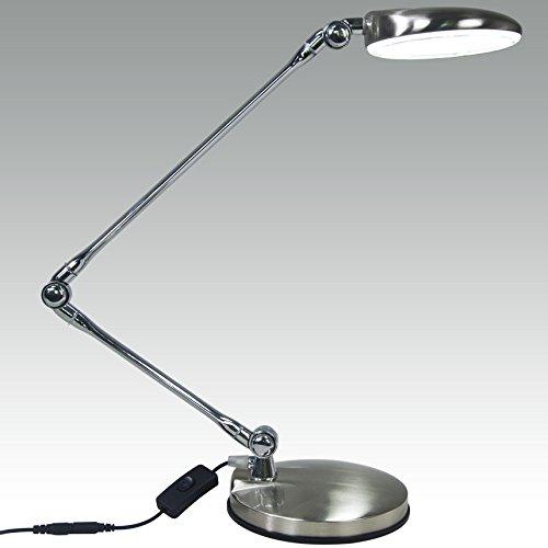 SBWYLT-Occhio LED lampada alta metallo ufficio lavoro studio apprendimento nella