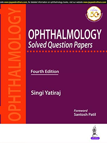 Ophthalmology Solved Question Papers