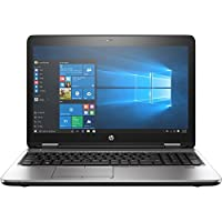 HP Probook 640 G3 14 & 34; Notebook_ Windows_ Intel Core i5 2.5 GHz_ 8 GB RAM_ 256 GB SSD_ Black (1BS12UT#ABA)