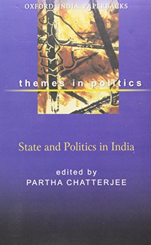 State & Politics in India (Themes in Politics)