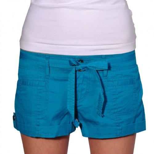 Vans-Pantaloni corti da donna Local Color, Donna, blu, 7