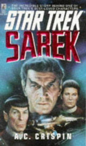 Cover of Sarek (Star Trek)