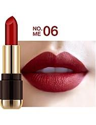 Malloom® Imperméable Longue durée Rouge à lèvres velouté Brillant Crayon Outil de beauté