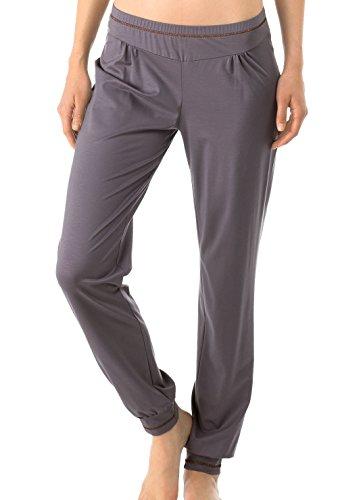 Calida - Bas de pyjama - Femme Gris Gris Grey - rabbit grey