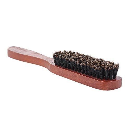 Anself Cepillo de Madera de Afeitado para Hombres