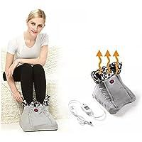 HHORD Elektrische Heizung Schuhe Warmer Füße, 3 Temperatur wählen, 1,5 Stunden Timer Shutdown kann Wasser gewaschen... preisvergleich bei billige-tabletten.eu