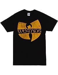 Wu-Tang Clan - Camiseta - Hombre - Wu-Tang Clan - Classic Logo (Camiseta)