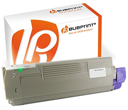 Bubprint® Toner kompatibel für OKI C5850 C5950 MC560 black