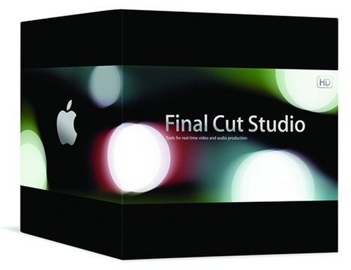 Final Cut Studio 5.1 Retail englisch DVD Mac