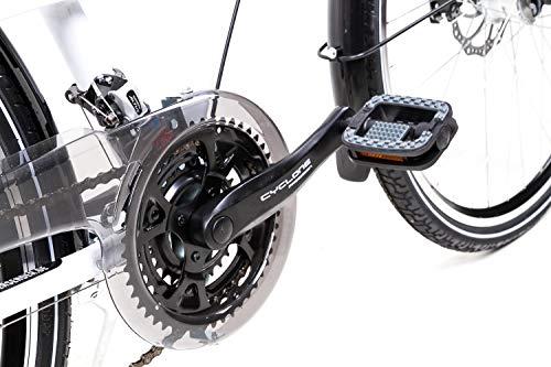 E-Trekkingfahrrad 28 Zoll Alu Damen Bike Bild 5*