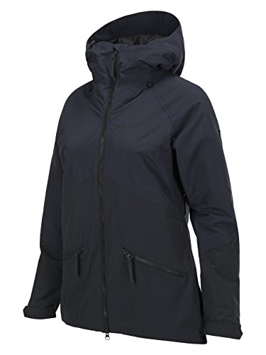 Peak Performance W Greyhawk Ski Jacket Salute Blue - XS