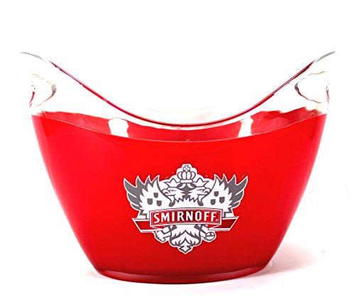 smirnoff-vodka-ice-bucket-flaschen-kuhler-flaschenkuhler-neu-mn51