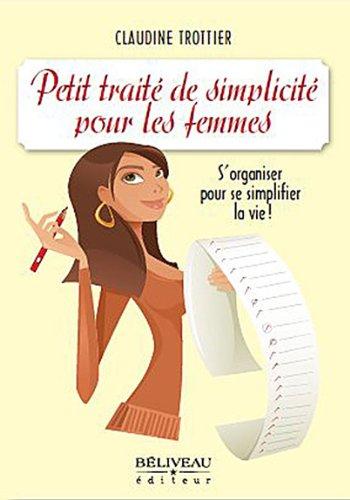 Petit traité de simplicité pour les femmes