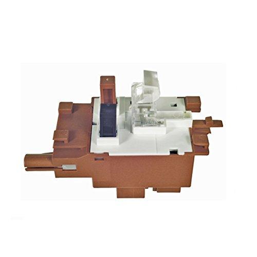 Tastenschalter Ein/Aus 2fach mit Fensteröffner Waschmaschine Original Siemens Neff Bosch 154505 00154505 auch auch DeDietrich Küppersbusch Quelle Schulthess für Extraklasse Edition Siwamat Exclusiv