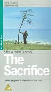 The Sacrifice [VHS]