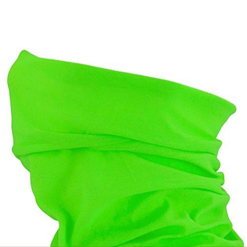 /Herren Mikrofaser Multifunktionstuch K-150 (Neon Green) ()