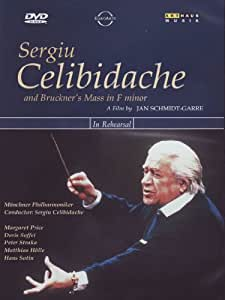Sergiu Celibidache - In Rehearsal - Bruckner, Anton - Messe in f-moll