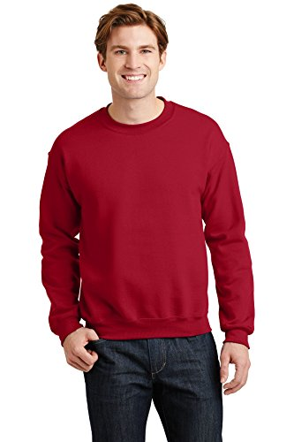Heavy Blend™ Crewneck Sweat M,Cherry Red (Jumper Weiches Crewneck)
