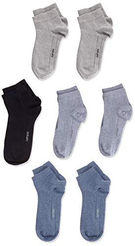 Camano Jungen Socken 9302, Blau (Jeans Mix 0024), 35-38