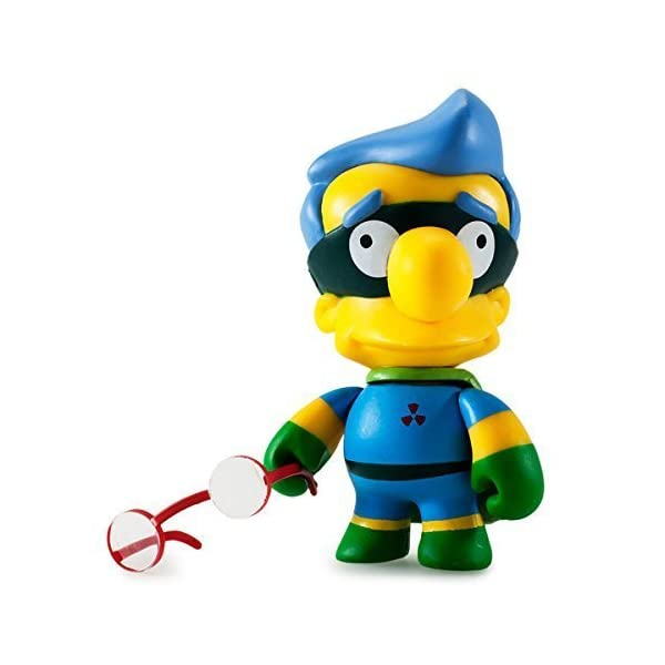 Kidrobot The Simpsons 25th Anniversary Mini Series 3-inch Figure - Fallout Boy by Kidrobot 1