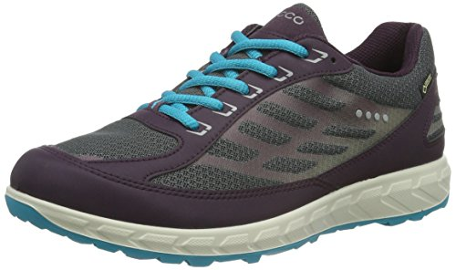 Ecco Terratrail Ladies, Scarpe da Trail Running Donna Multicolore(Mauve/Dark Shadow/Capri Breeze 59684)